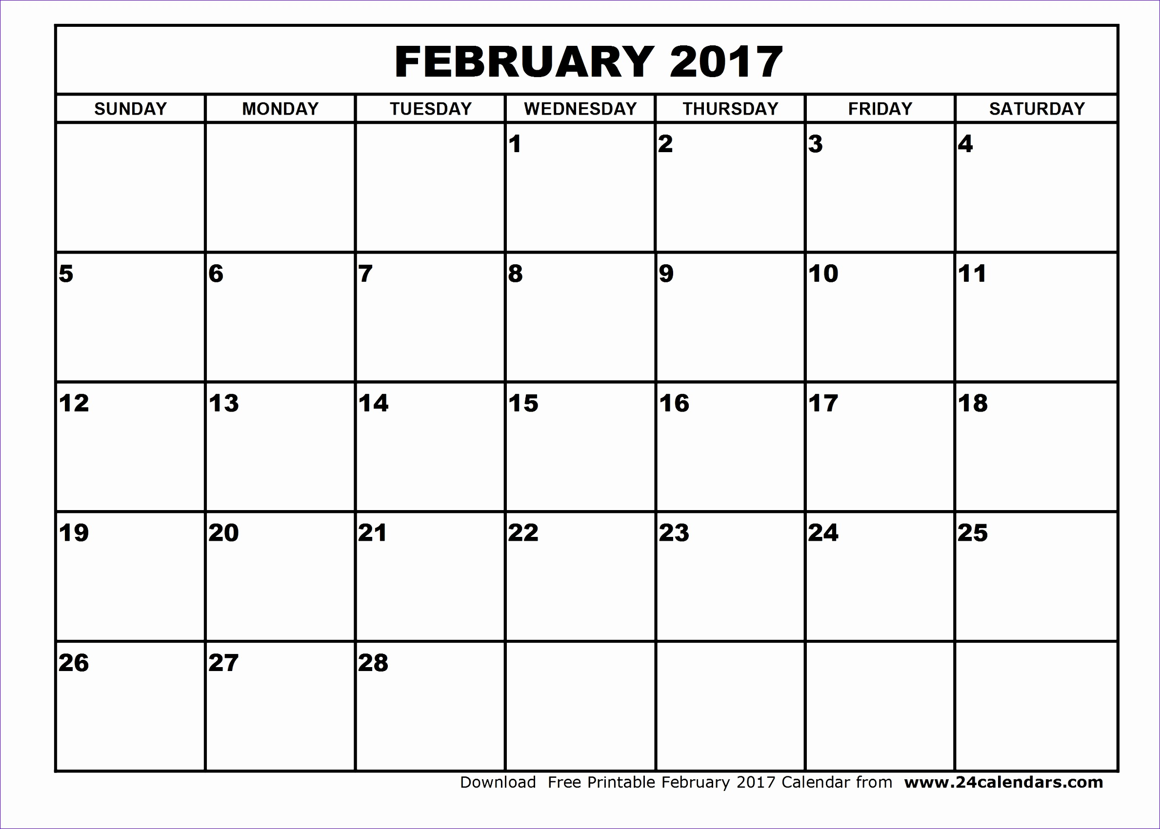 february 2017 calendar template 632 23781700
