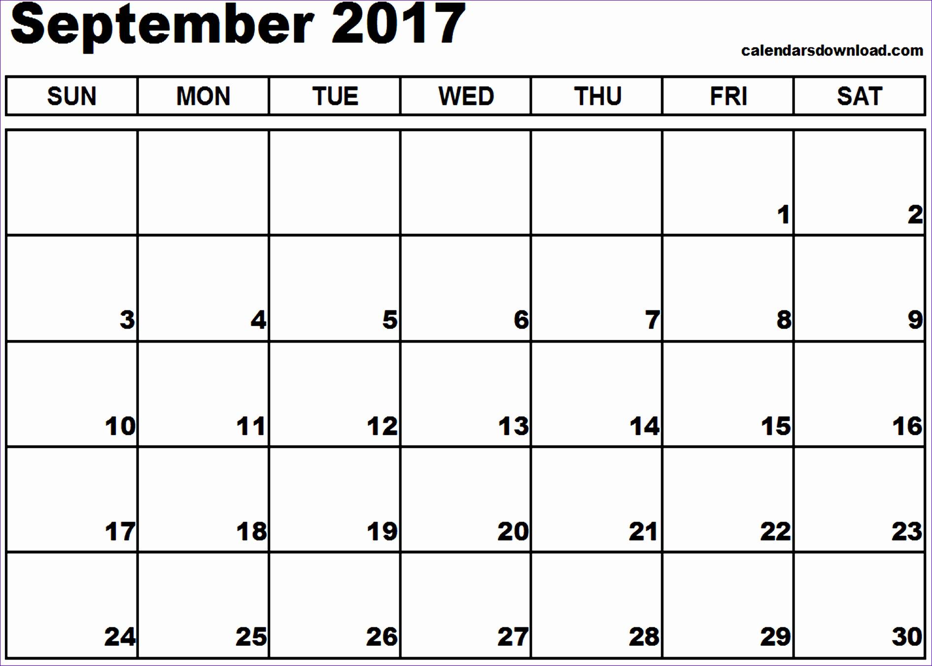 september 2017 calendar template 1000 18911352