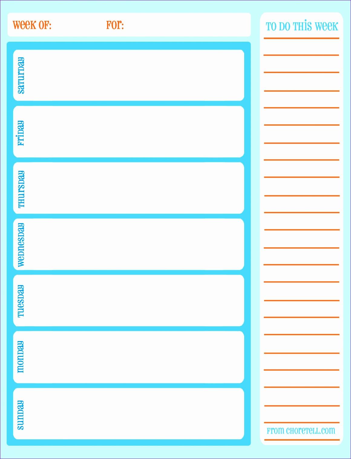 weekly calendar printable 37 11601518