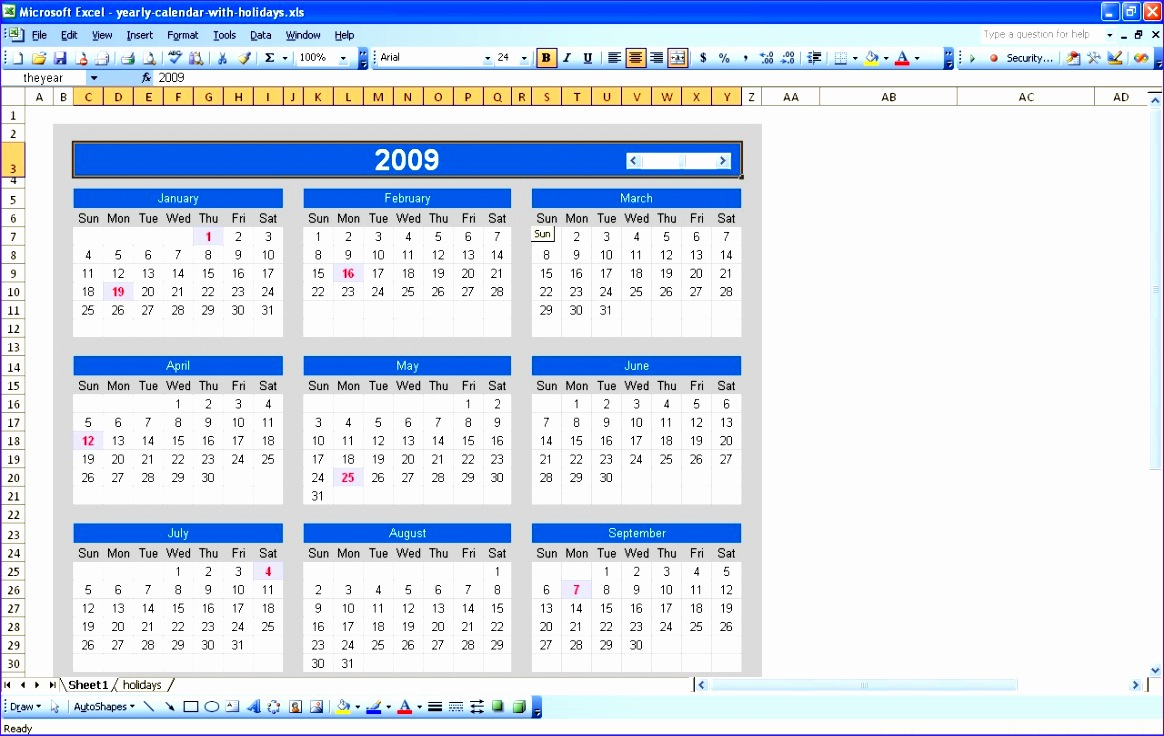 excel yearly calendar 363 1164736