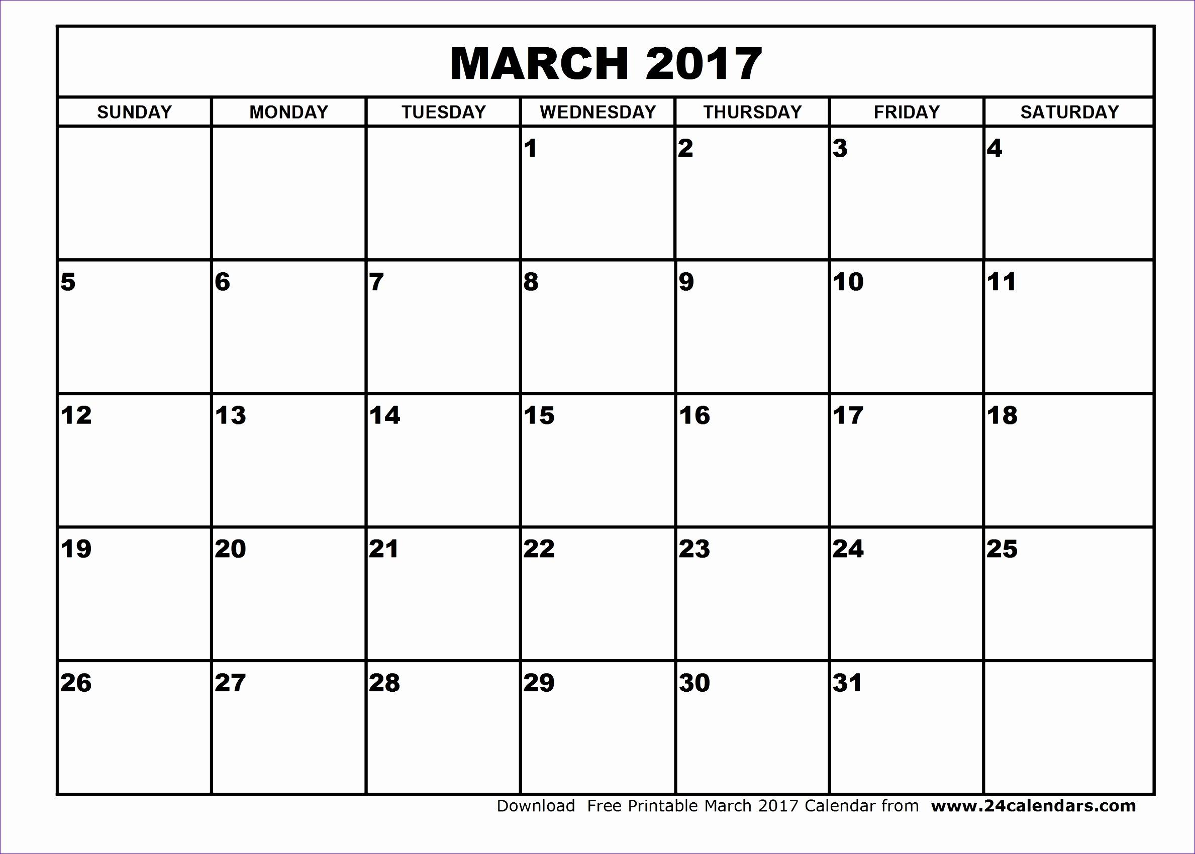 march 2017 calendar template 1256 23781700