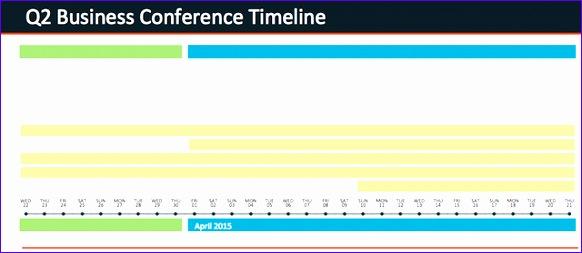 how make excel timeline template 582253
