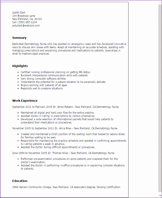 2018 Professional Cover Letter Templates: 8 Excellent Cover Letter Template