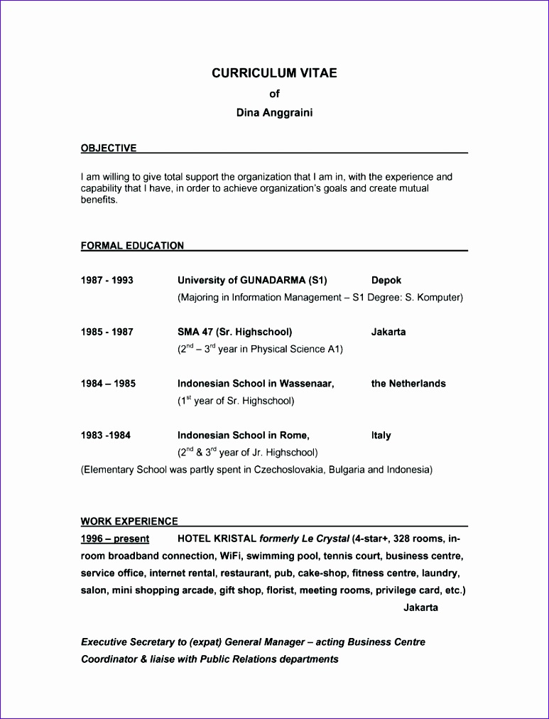 8 excellent cover letter template exceltemplates