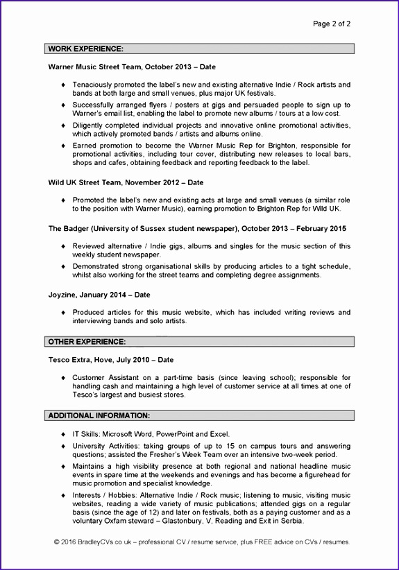 excellent cv template uk gallery certificate design and