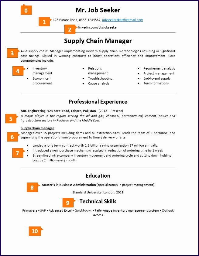 6 excellent cv template exceltemplates exceltemplates