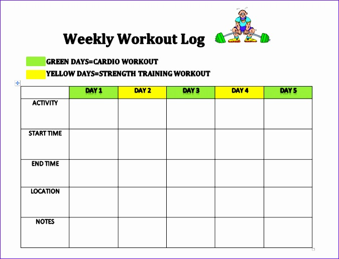 weekly workout log VaNO7iIayCcIq3nw4VvhGoc 0u0lv8I6o0WyyRBaLRE 675517