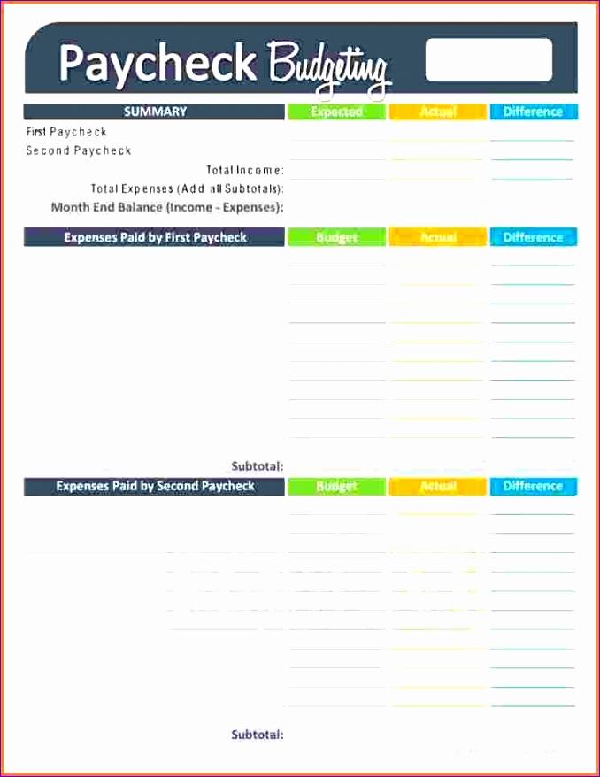 3 bi weekly bud spreadsheet 678878