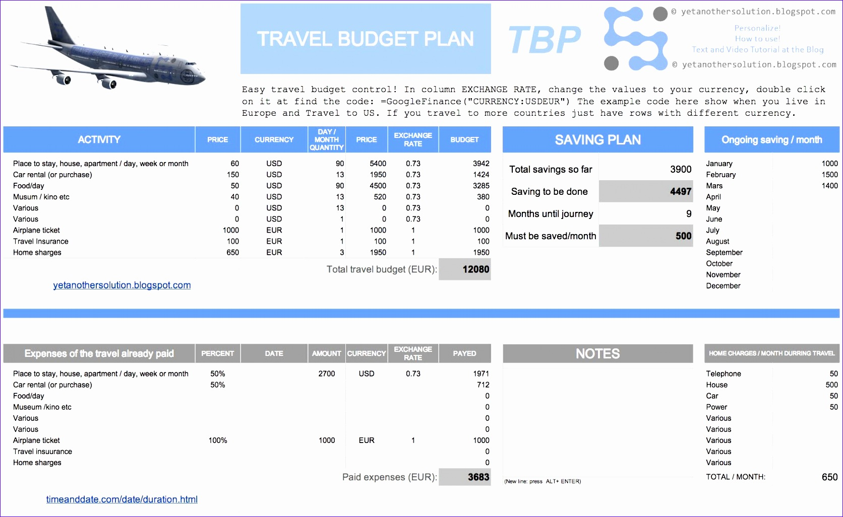 11 expense tracking template excel exceltemplates exceltemplates excel templates watch vo0ensrnkwsi alramifo Images