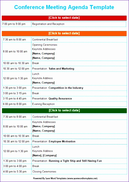 use of meeting agenda template 546770