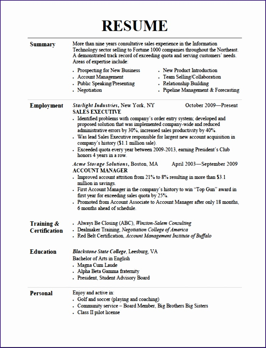 coursework on resume template 8731142