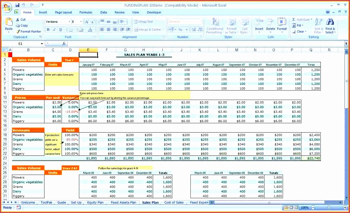 excel financial templates 1173715