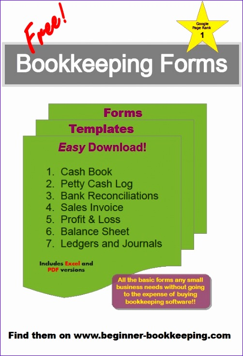 bookkeeping forms 502734