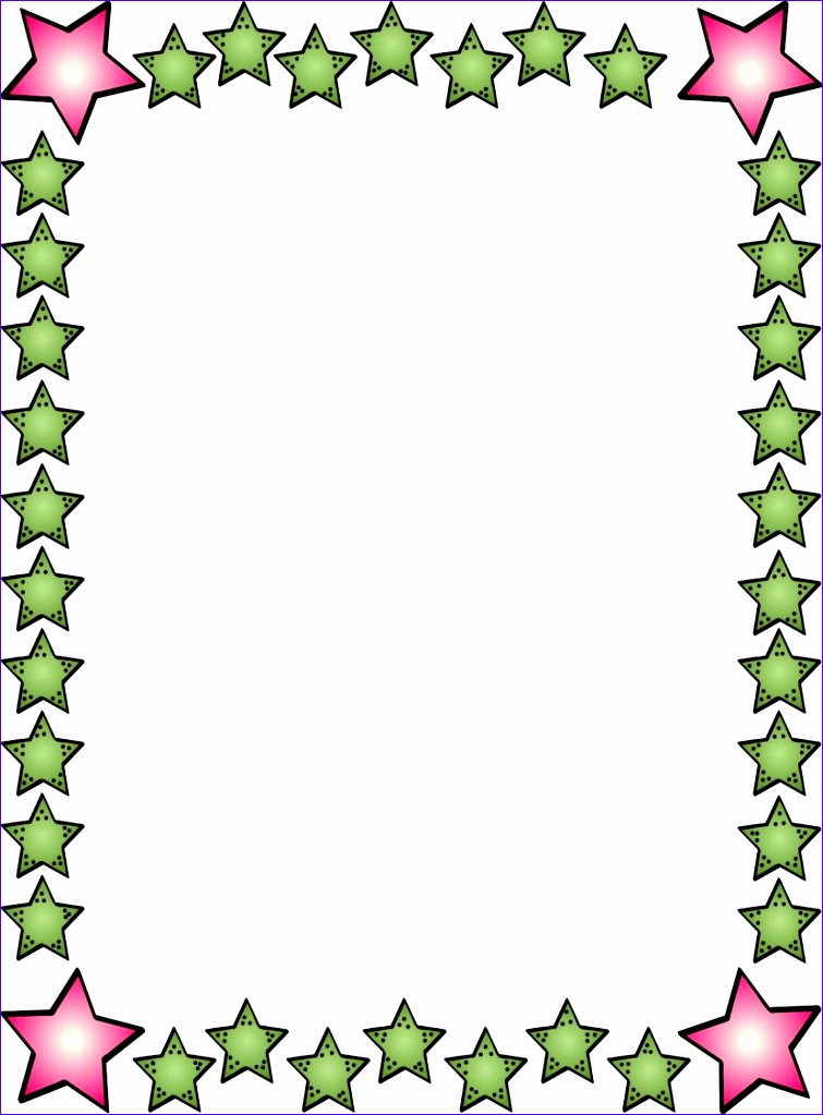 star borders for microsoft word 7551023