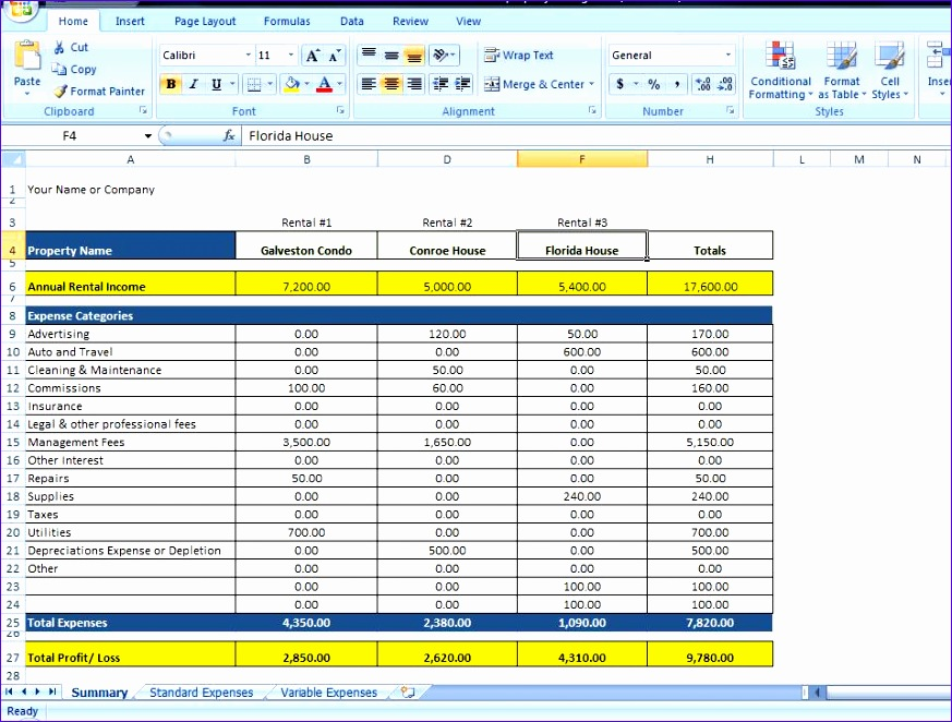 expense tracking spreadsheet template 2 873662