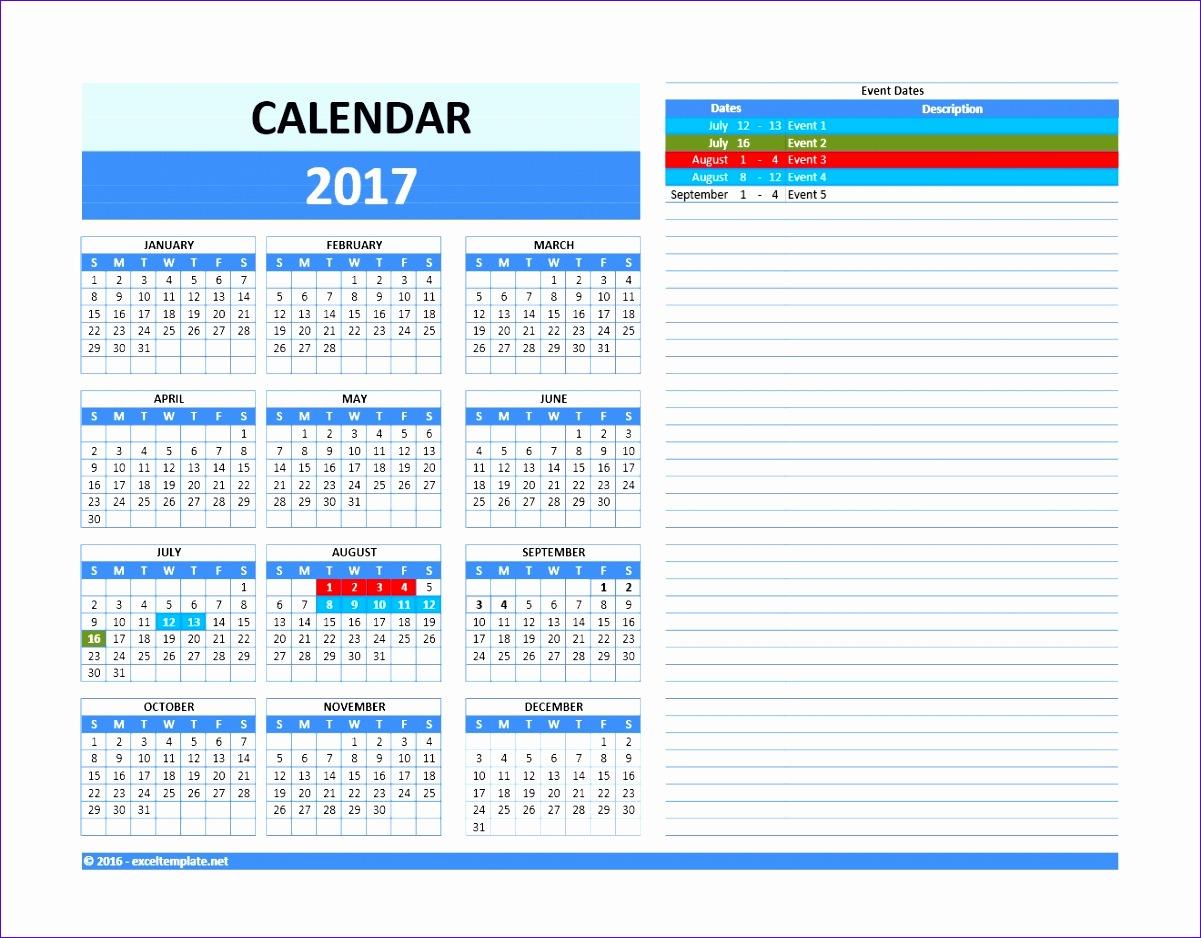 excel calendar templates 1201938
