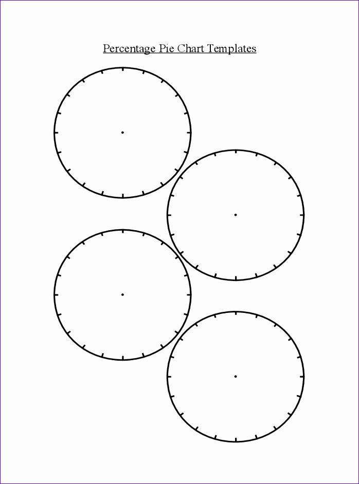 pie chart template 698942