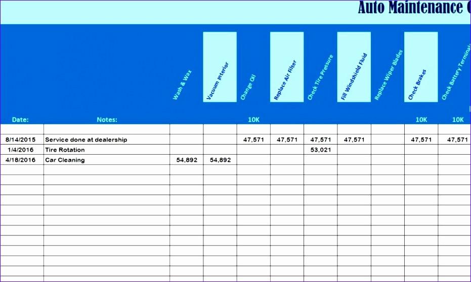 auto maintenance chart 2 931558