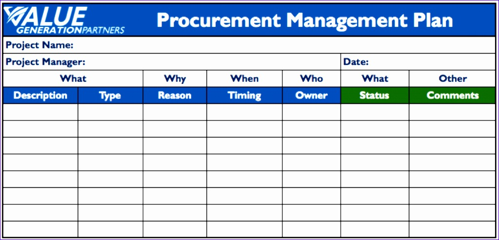 procurement schedule template excel 2 1396 1023492