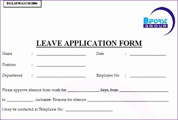 employee form 596402