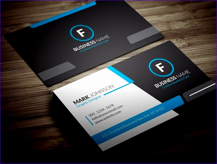 business card template 728552