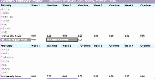 time spreadsheet template 546278