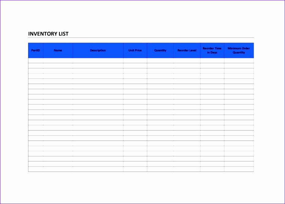 t shirt inventory spreadsheet template 931666
