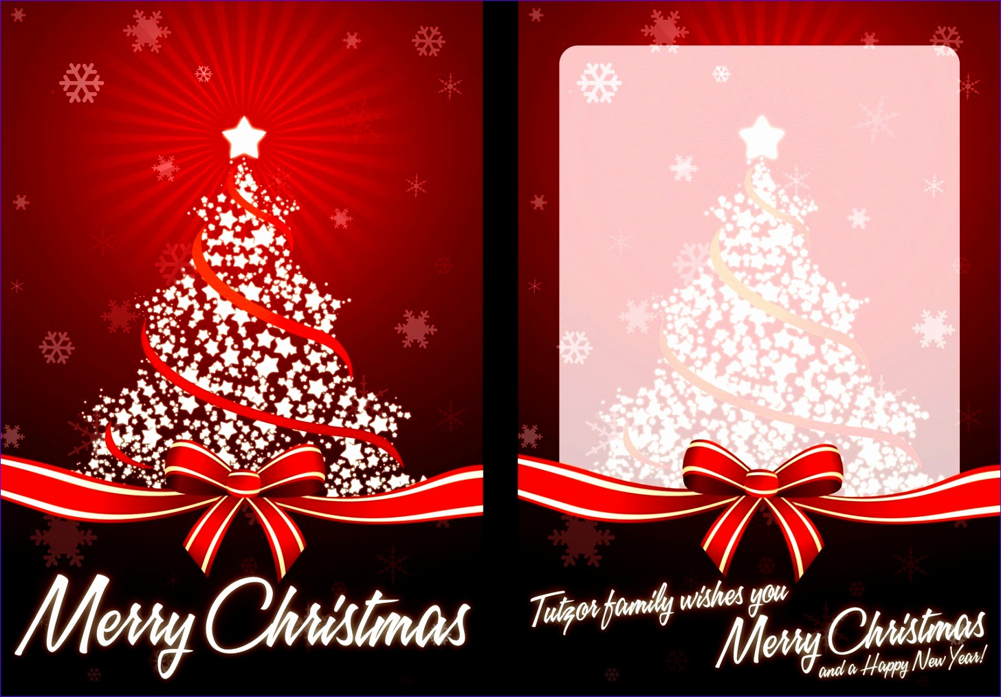 christmas card templates for photoshop 2017