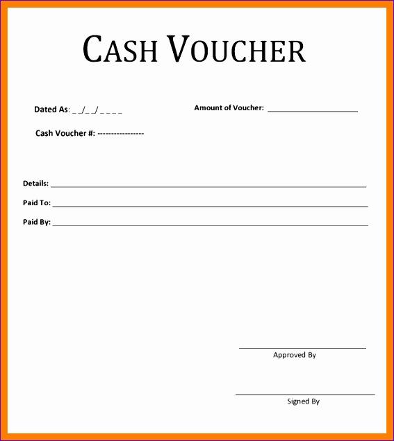 6 cash voucher format 567636