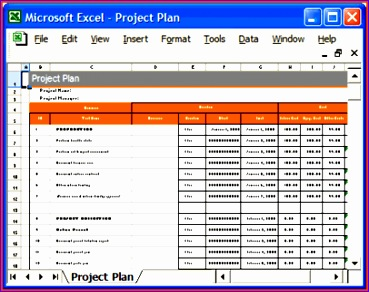 project plan template excel 369292