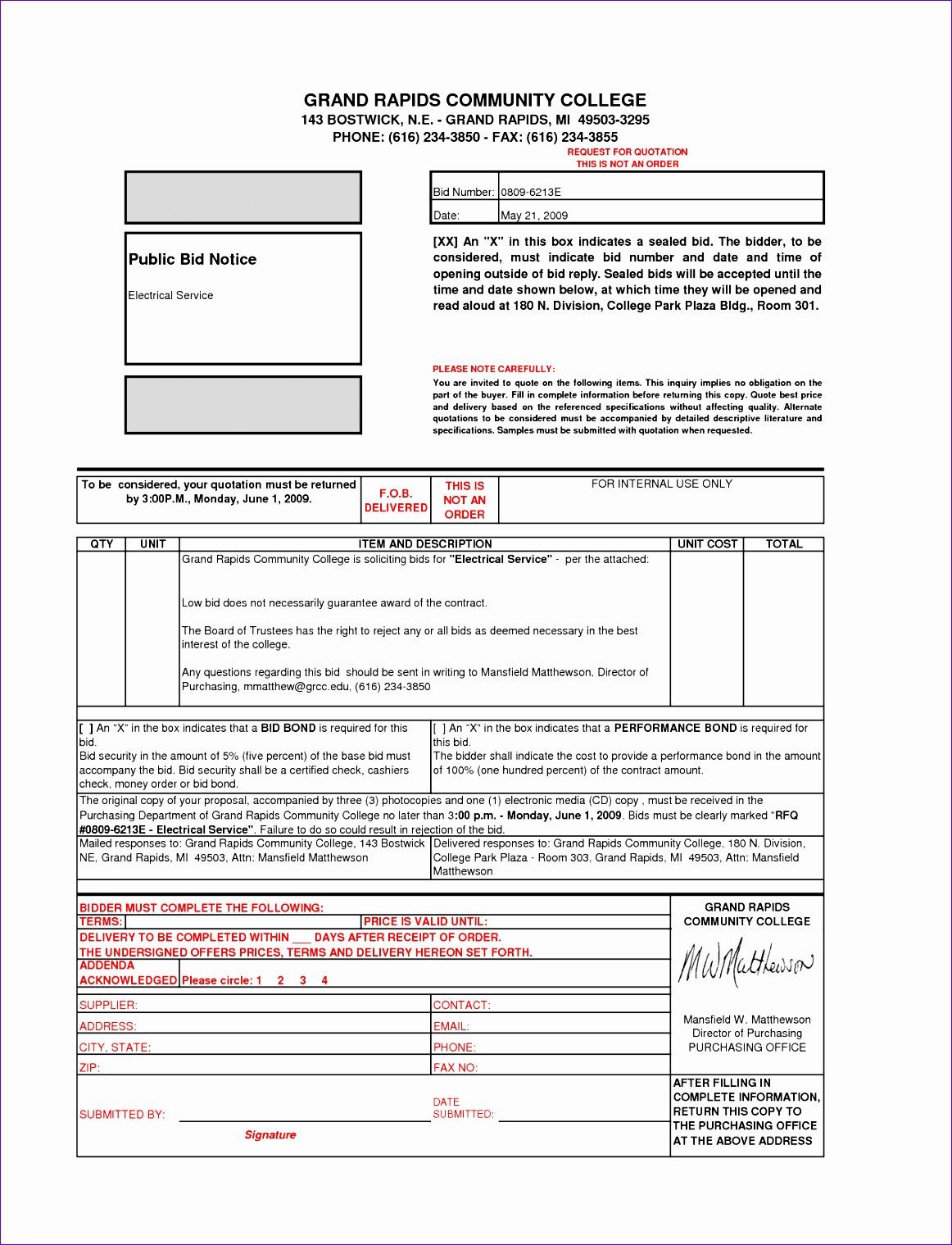 7 bid proposal template 11621519