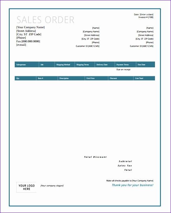 sales order form template excel timiz conceptzmusic co