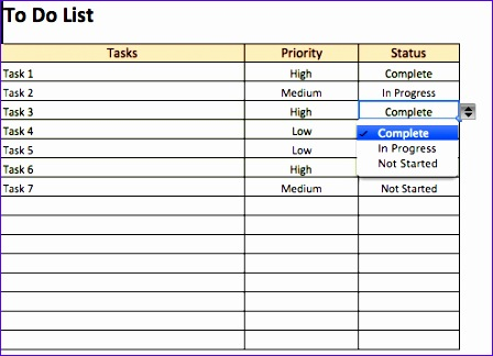 best to do list excel templates 448324