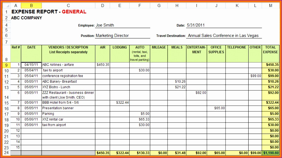 Free Travel Itinerary Template Excel  Exceltemplates