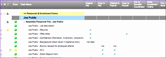new hire checklist 687241