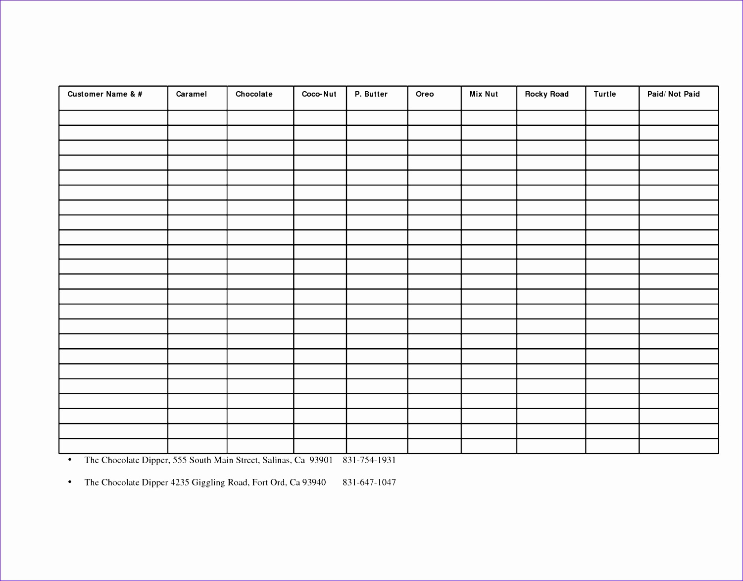excel fundraising template 15011173