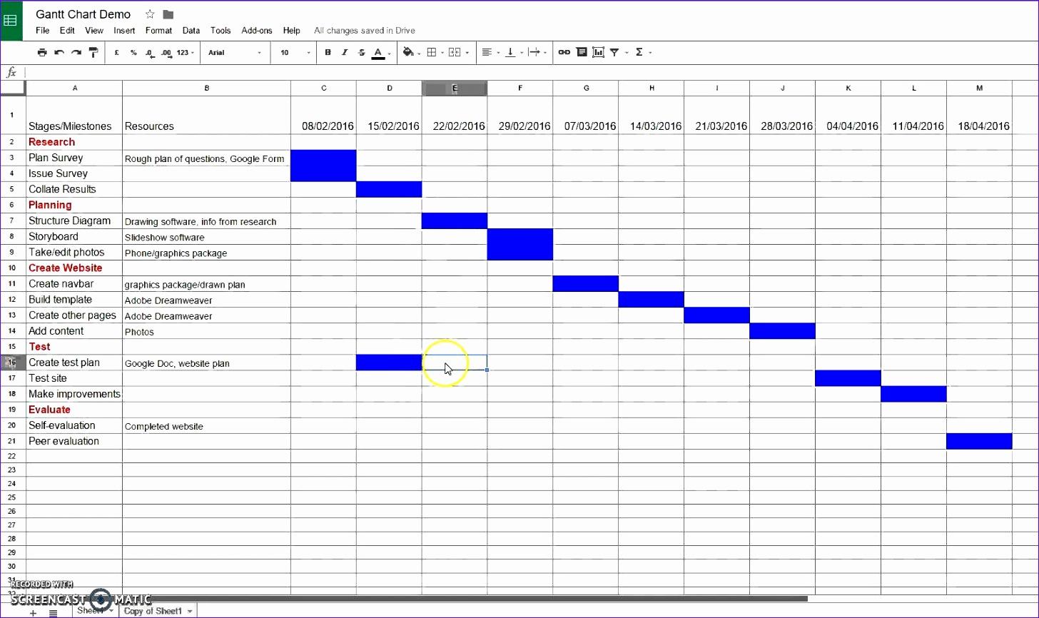 google sheets gantt chart template 1456866