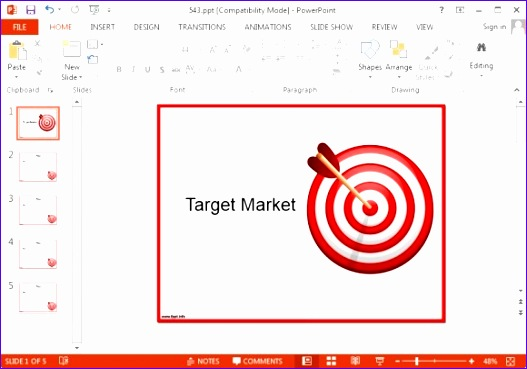 awesome marketing plan templates for powerpoint 527369