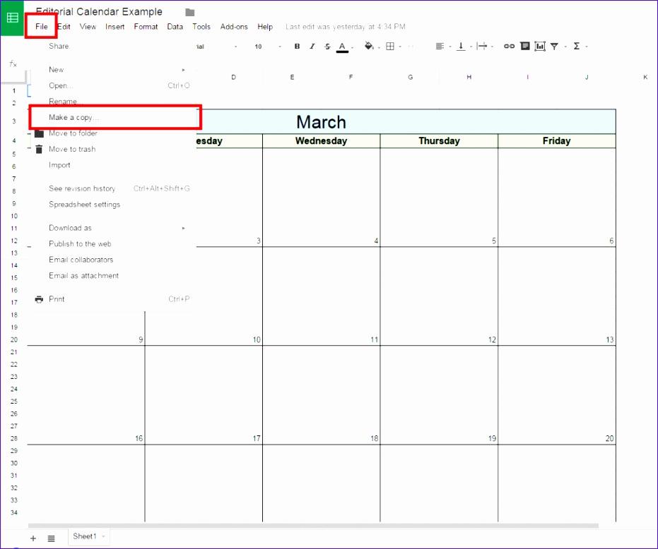 calendar template google docs 1378 931778