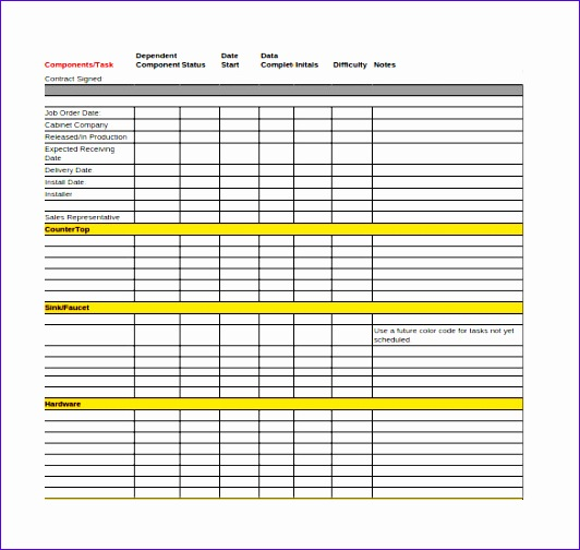 google spreadsheet templates 532504