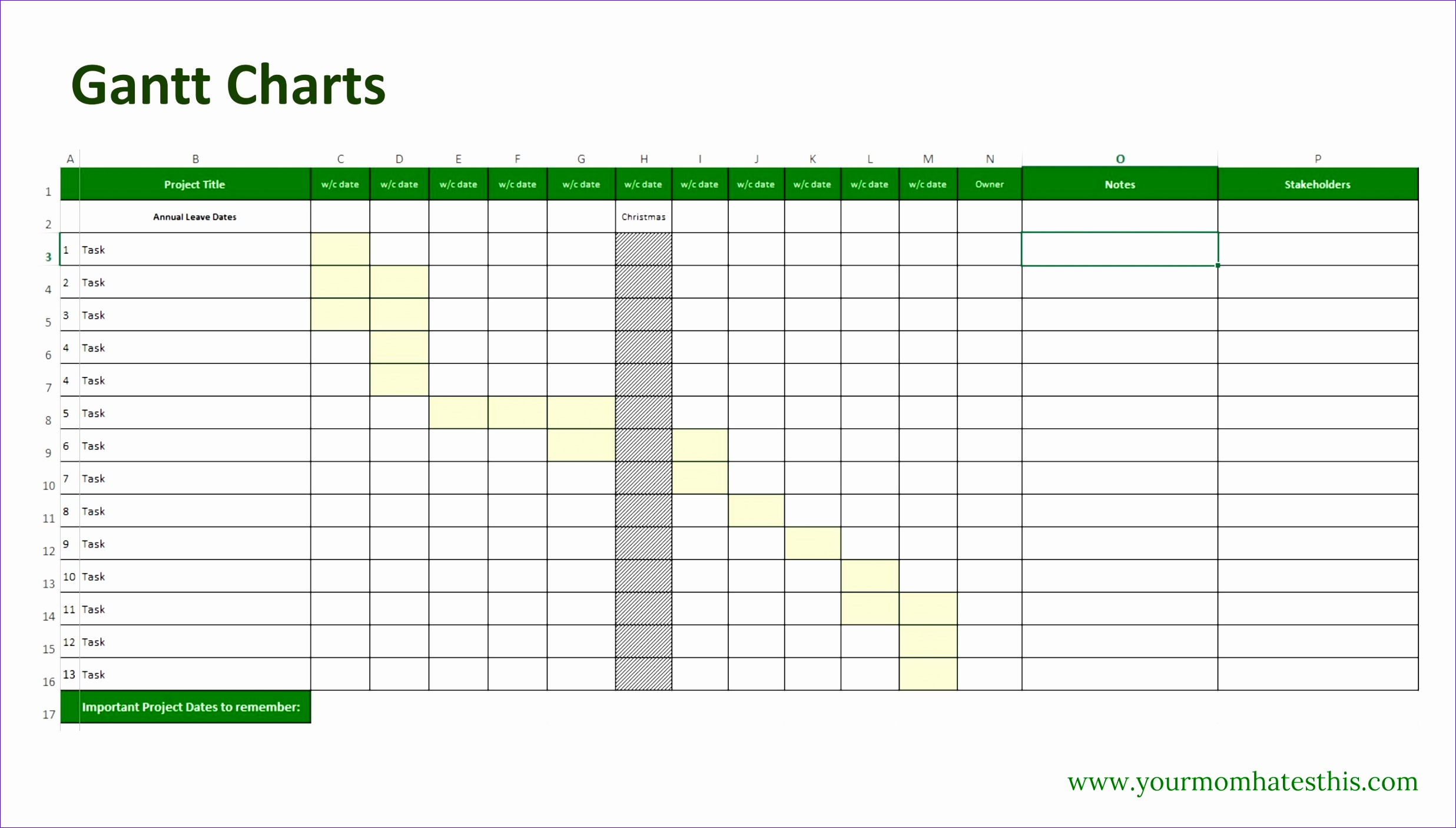 gantt chart excel documents softwares 24731406