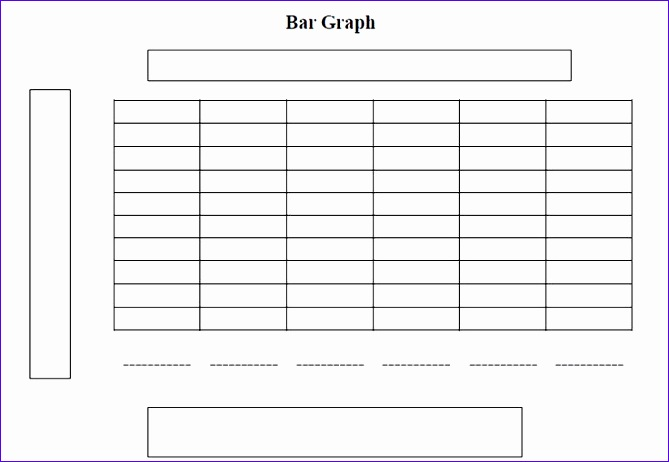 Marvelous Blank Bar Graph With Histogram Template