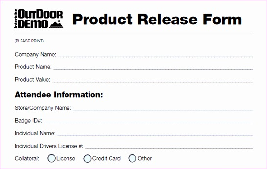 product release form 546346