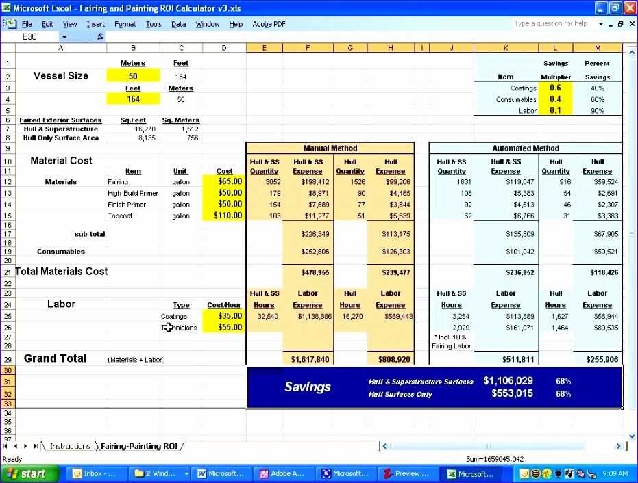investment calculator excel template y8tbs elegant the investment