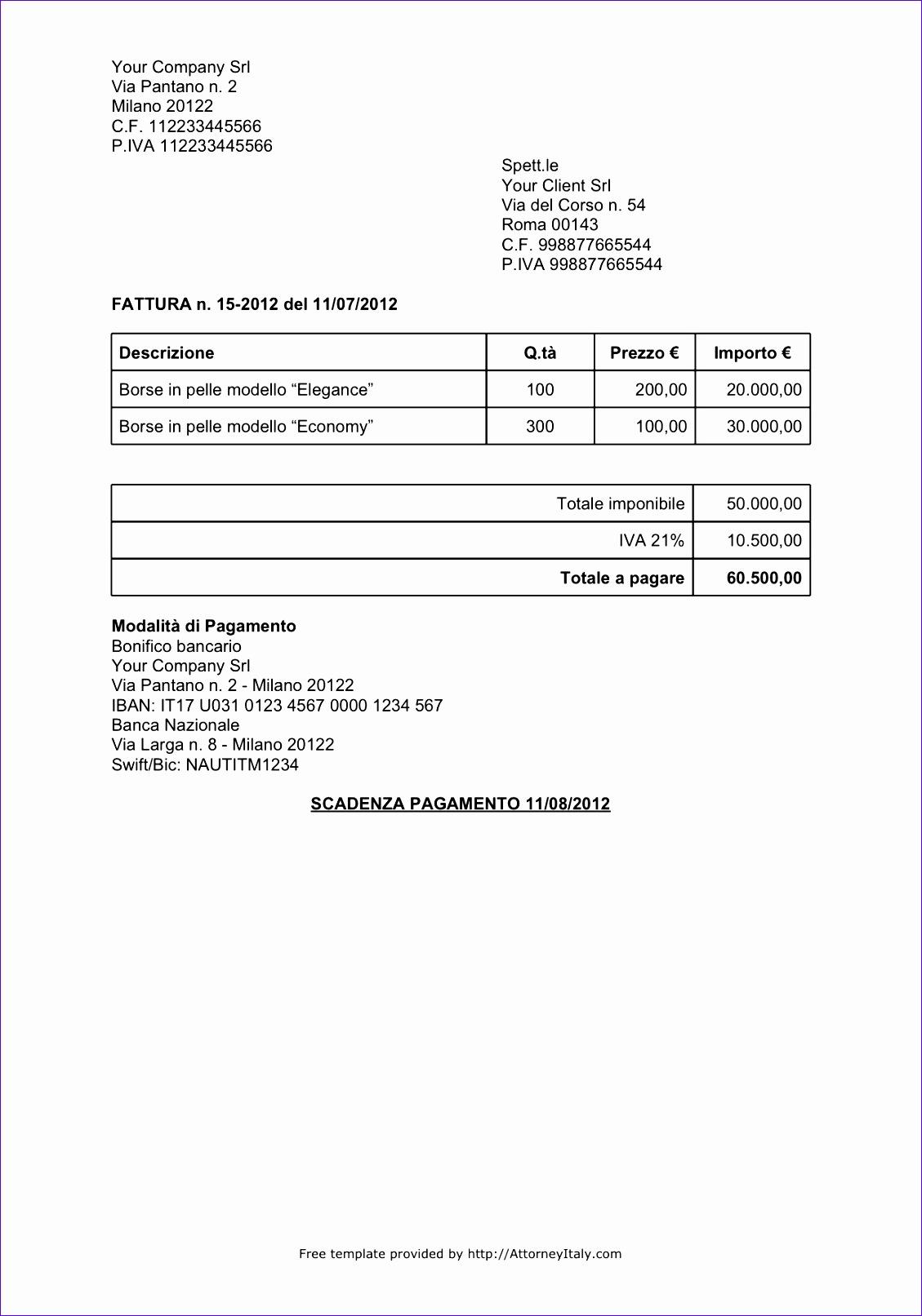 50 deposit invoice sample 1564 11291613