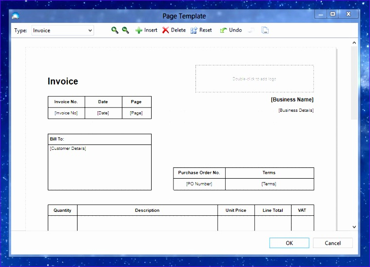 6 invoice template excel mac - exceltemplates