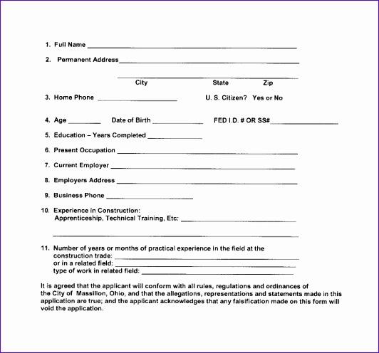 plumbing contract template 532496