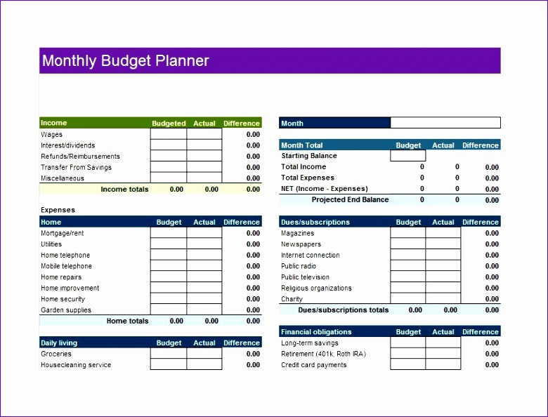 It Budget Template Excel Hvnse New Fmla Intermittent Leave Tracking