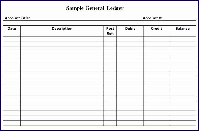 Ledger Excel Template Fychd Inspirational General Ledger Template Download Page 746489