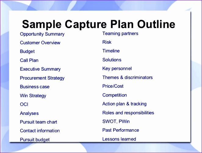 capture management overview 662502